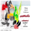 Aisha Shifa: The Tejas Award, cattails, Collected Works of UHTS, May 2015