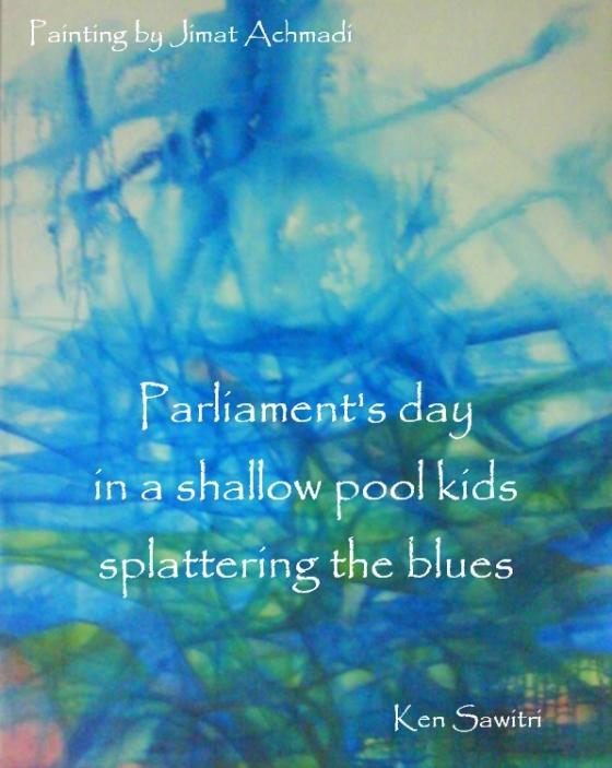 Ken Sawitri_Jimat Achmadi_parliament's day