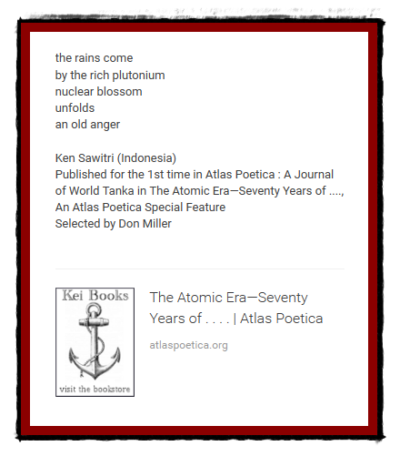 Ken Sawitri_Atlas Poetica_The Atomic Era—Seventy Years of