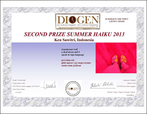 ken-sawitri_diogen_best-summer-haiku-contest-2013